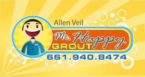 Mr. Happy Grout
