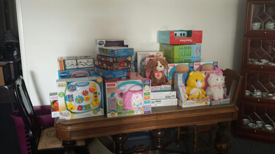DCFS Babies Toys