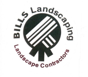 Bill's Landscaping Logo