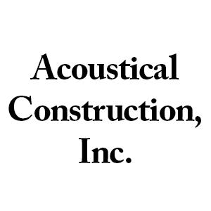 AcousticalConstructioInc.