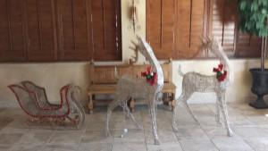 Reindeer Decorations