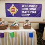 Westgate Building Material Corp. was a major sponsor of the tournament.