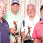 3rd Place Team:  Steve Rogers, John Jackman, Brian Schimelpfening and Bob Klein.